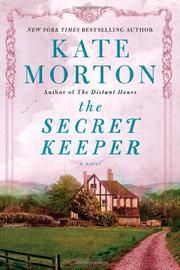 Cover art for THE SECRET KEEPER