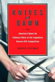 KNIVES AT DAWN by Andrew Friedman