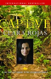 Book Cover for CAPTIVE