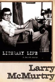 Book Cover for LITERARY LIFE