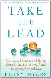 TAKE THE LEAD by Betsy Myers
