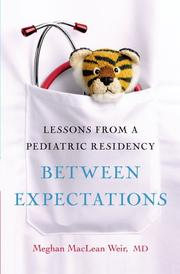 BETWEEN EXPECTATIONS by Meghan Weir