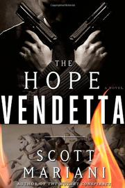 THE HOPE VENDETTA by Scott Mariani