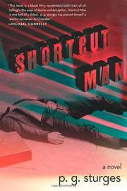 SHORTCUT MAN by P. G. Sturges