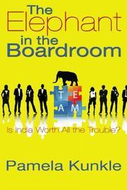 THE ELEPHANT IN THE BOARDROOM by Pamela Kunkle