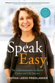 Cover art for SPEAK EASY
