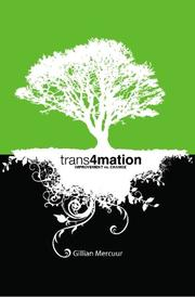 TRANS4MATION by Gillian Mercuur