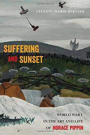 SUFFERING AND SUNSET by Celeste-Marie Bernier