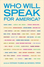 WHO WILL SPEAK FOR AMERICA? by Stephanie Feldman