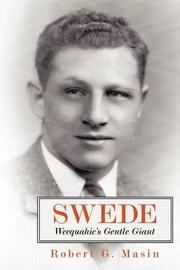 SWEDE by Robert G. Masin