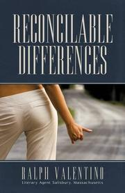 RECONCILABLE DIFFERENCES by Ralph Valentino