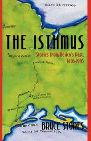 THE ISTHMUS by Bruce Stores