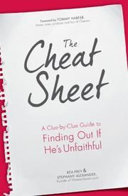 THE CHEAT SHEET by Rea Frey