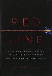 RED LINE by P.J. Crowley