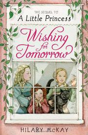 Book Cover for WISHING FOR TOMORROW