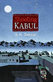 Book Cover for SHOOTING KABUL