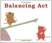 Cover art for BALANCING ACT