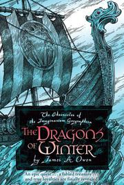 THE DRAGONS OF WINTER by James A. Owen