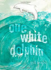 Cover art for ONE WHITE DOLPHIN