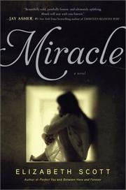 Book Cover for MIRACLE