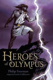 HEROES OF OLYMPUS by Philip Freeman