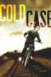 COLD CASE by Julia Platt Leonard