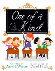 ONE OF A KIND by Ariel S. Winter