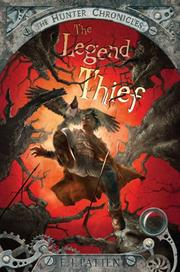 Cover art for THE LEGEND THIEF