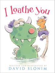 I LOATHE YOU by David Slonim