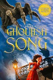 Cover art for GHOULISH SONG