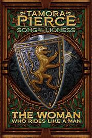 THE WOMAN WHO RIDES LIKE A MAN by Tamora Pierce