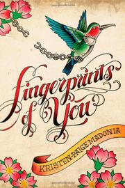 Book Cover for FINGERPRINTS OF YOU