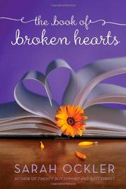 Cover art for THE BOOK OF BROKEN HEARTS