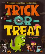 TRICK-OR-TREAT by Debbie Leppanen