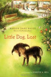 LITTLE DOG, LOST by Marion Dane Bauer