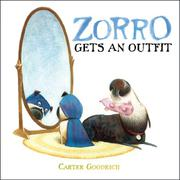 Cover art for ZORRO GETS AN OUTFIT