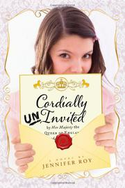 Book Cover for CORDIALLY UNINVITED