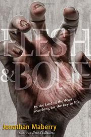 Book Cover for FLESH & BONE