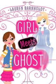 Cover art for GIRL MEETS GHOST