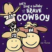 Cover art for LET'S SING A LULLABY WITH THE BRAVE COWBOY