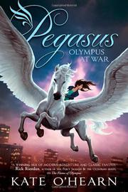 OLYMPUS AT WAR by Kate O'Hearn