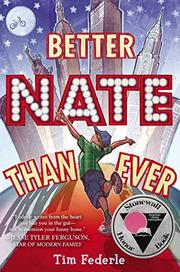 Book Cover for BETTER NATE THAN EVER