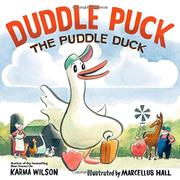 DUDDLE PUCK by Karma Wilson