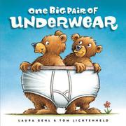 ONE BIG PAIR OF UNDERWEAR by Laura Gehl