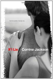 Cover art for IF I LIE