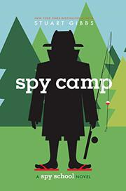 Cover art for SPY CAMP