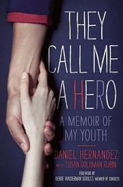 Cover art for THEY CALL ME A HERO