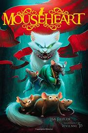 MOUSEHEART by Lisa Fiedler