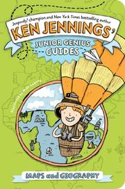 MAPS AND GEOGRAPHY by Ken Jennings