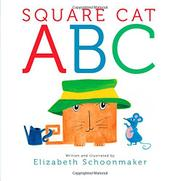 SQUARE CAT ABC by Elizabeth Schoonmaker